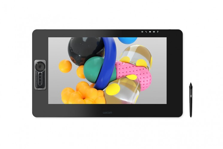 Wacom Cintiq Pro 24 multi-touch (DTH-2420-RU) купить в интернет-магазине Wacom-store.ru