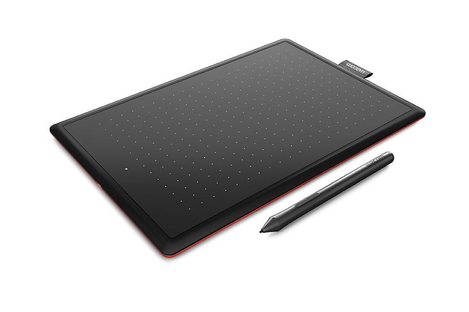 Графический планшет One by Wacom Medium (CTL-672-N) + Corel PaintShop Pro  2019